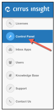 Cirrus Insight for Gmail Admin Guide