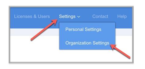 For Admins: How do I set organization preferences for Calendar Sync?